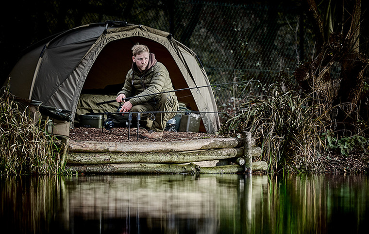 Trakker Tempest Brolly V2 _ Keen's Tackle and Guns