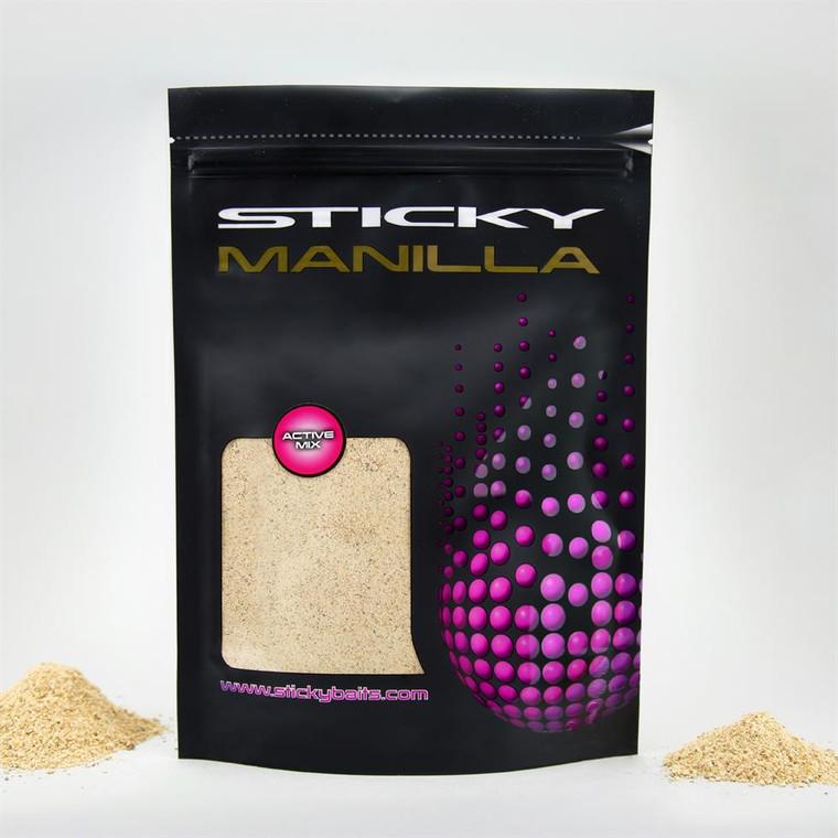 Sticky Baits Manilla Active Mix 900g