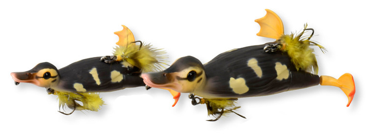 Savage Gear 3D Suicide Duck Lure - 10.5cm 28g (Natural)