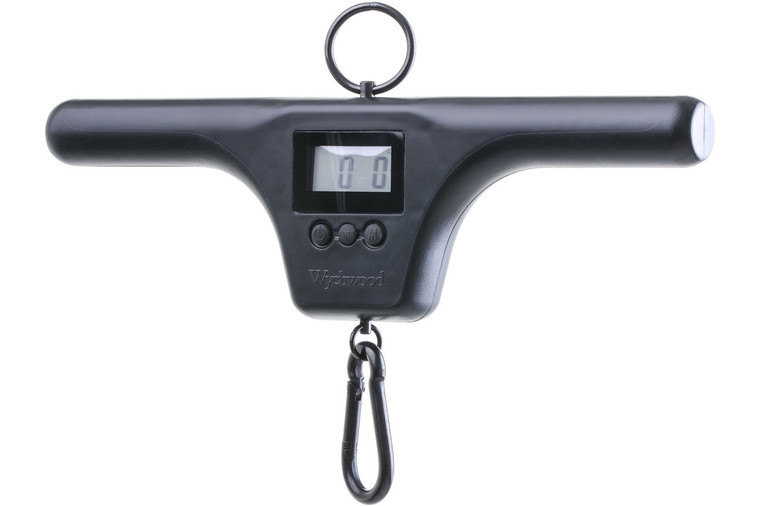 Wychwood Dual Screen T-Bar Scales 60Lbs