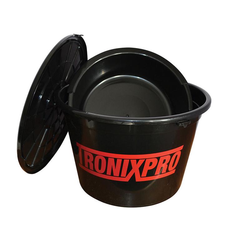 Tronix Pro Bucket, Tray & Lid (27L)