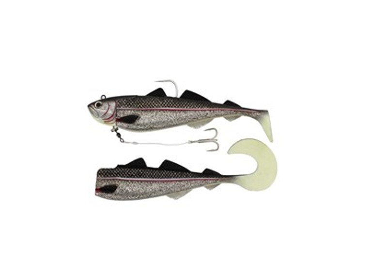 Kinetic Magic Minnow WE Crazy Daisy Robo Cod 400g  - Keen's Tackle and Guns