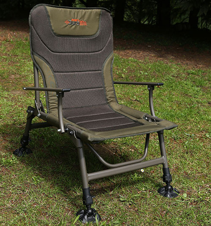 Fox Duralite Chair (CBC059)- Keens Tackle and Guns