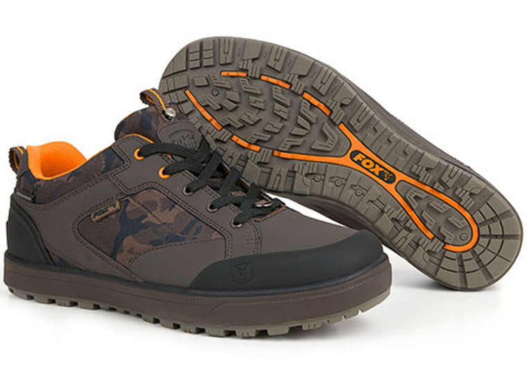 Fox Chunk Camo Trainers - Keens Tackle and Guns