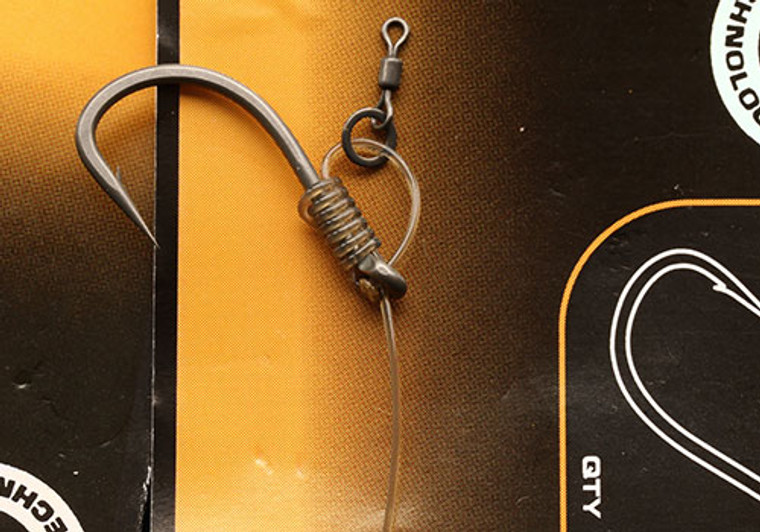 Fox Edges Stiff Rig Straight Hooks - Keens Tackle and Guns
