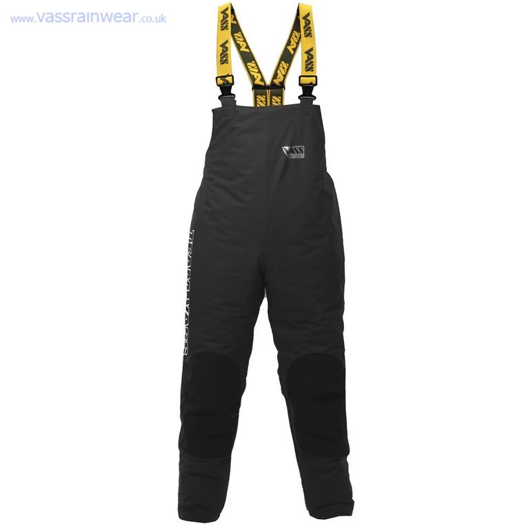 Team Vass 175 Winter Edition Bib & Brace is Waterproof, Windproof & Breathable