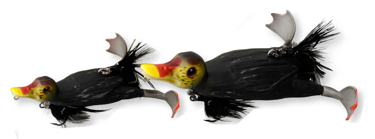 Savage Gear 3D Suicide Duck Lure - 15cm 70g (Coot)