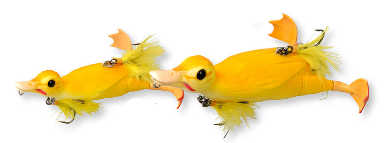 Savage Gear 3D Suicide Duck Lure - 15cm 70g (Yellow)
