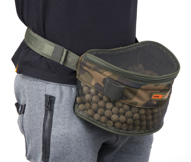 Fox Camolite Boilie Bum Bag 2.5kg _ Keens Tackle and Guns