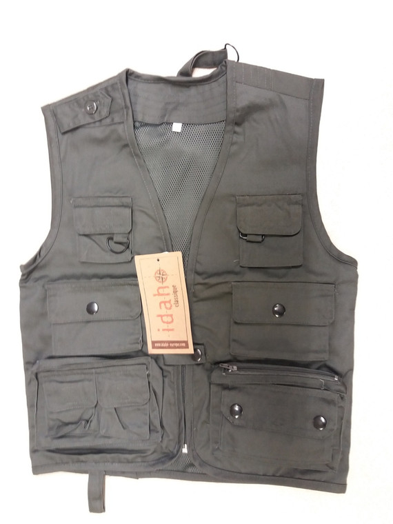 Percussion children's Fly Fishing Reporter Vest