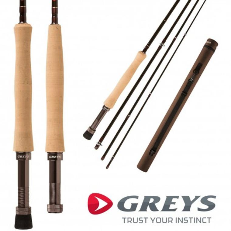 Greys GR40 4 Piece Fly Fishing Rod