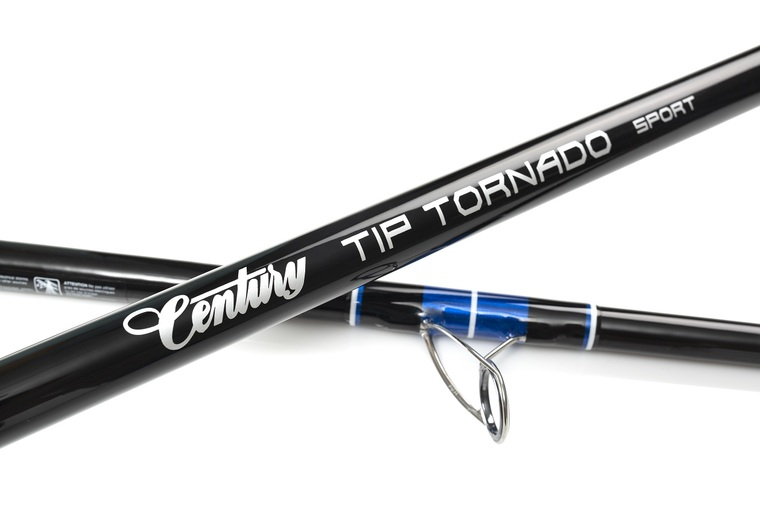 Century Tip Tornado Graphex Sport Beach Fishing Rod