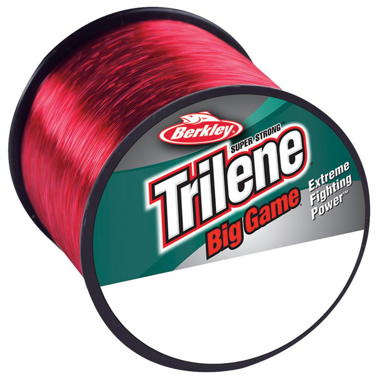 Berkley Trilene Big Game Red Mono
