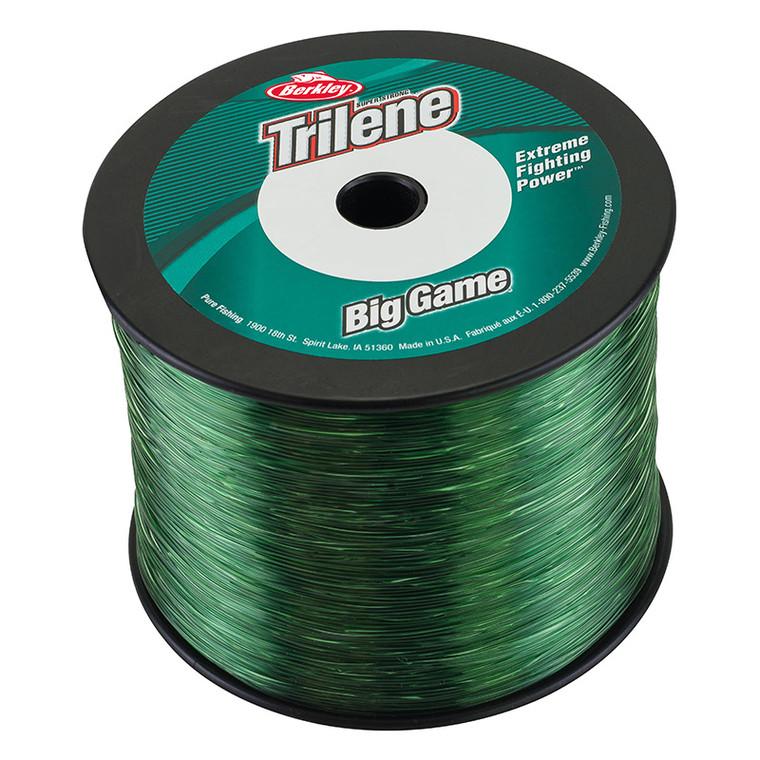 Berkley Trilene Big Game Green 600m Heavy Mono
