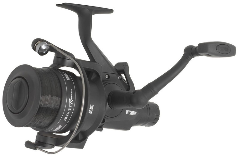 Mitchell Avocet R FS Black Edition Fishing Reel - With Line