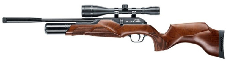 Walther Rotex RM8 Wood Pre Charged Air Rifle
