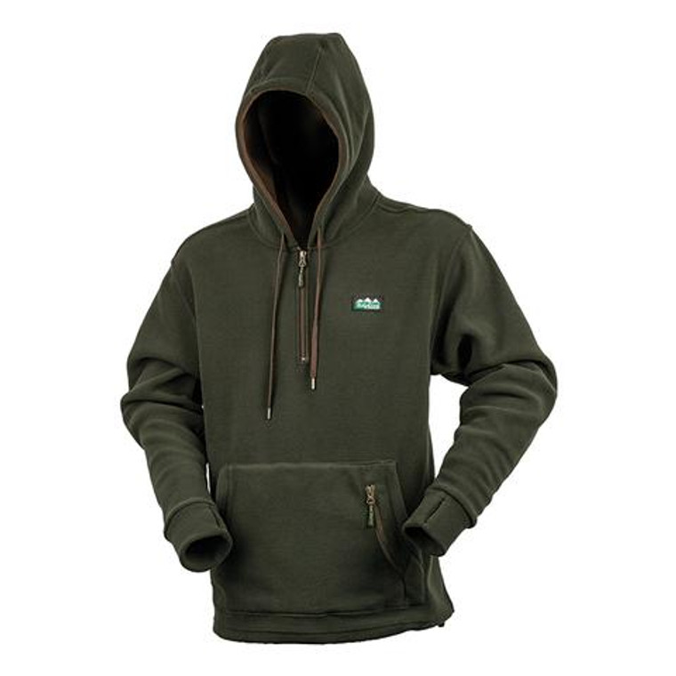 Ridgeline Ballistic Fleece Hoodie Available at Keen's Tackle and Guns