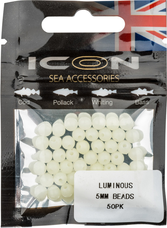 ICON Luminous 5mm Beads (50pk)