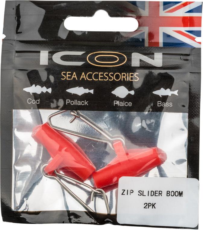 ICON Zip Slider Boom (2pk)