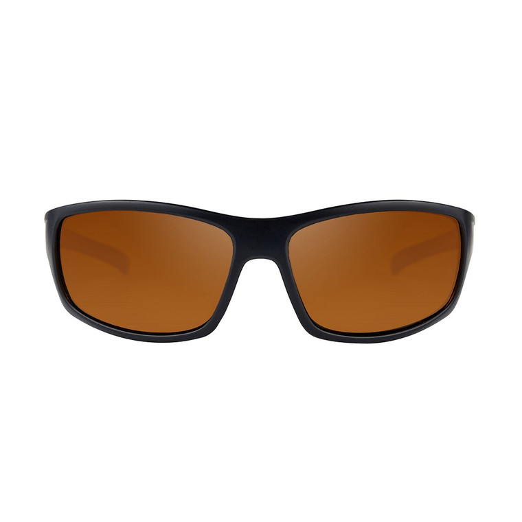 Fortis Essentials Polarised Sunglasses - Brown Lense
