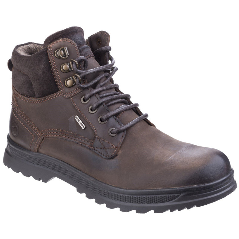 Mens Brown Gloucester Boot