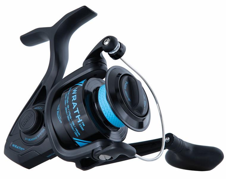 Penn Wrath Fixed Spool Fishing Reel