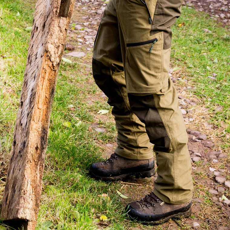 Ridgeline Pintaul Explorer Pants in Teak