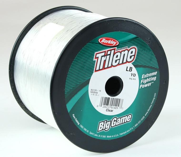 Berkley Trilene Big Game Clear 600m Heavy Mono