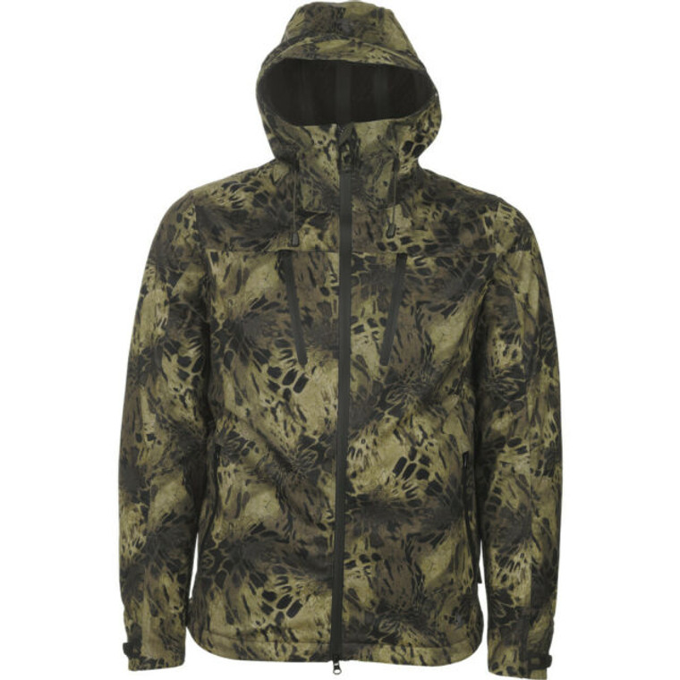 PRYM1 Hawker Shell Camo Jacket (WoodLands) - Keen's Tackle and Guns