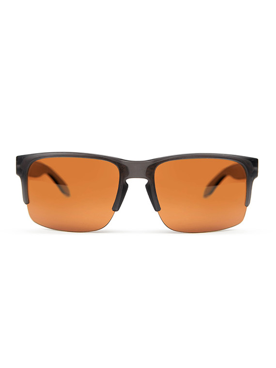 Fortis Bays Lite Polarised Sunglasses - Brown Lense