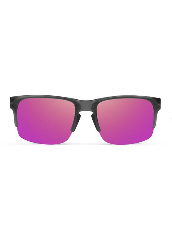 Fortis Bays Lite Polarised Sunglasses - Purple Lense with XBlok
