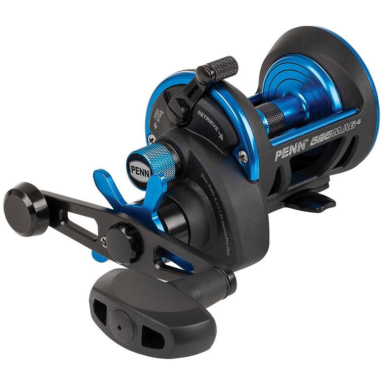 New 2020/21 - Penn 525 MAG4 Beach Fishing Multiplier Reel