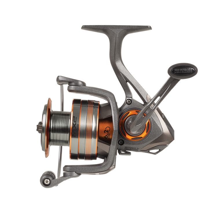 New - Mitchell MX2 4000 FD Front Drag Spinning Reel