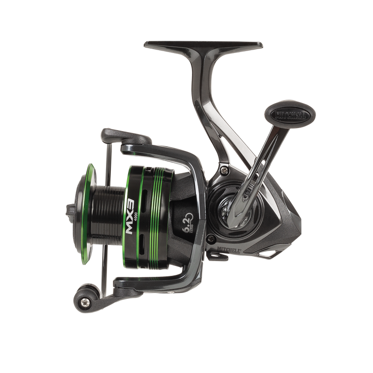New - Mitchell MX3 4000 FD Front Drag Spinning Reel