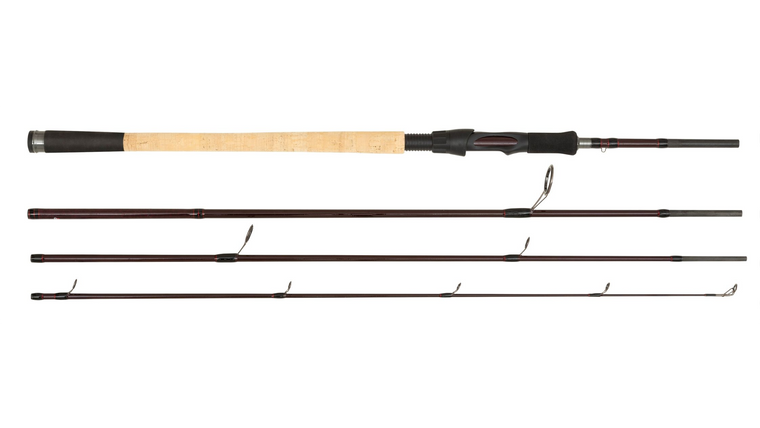 New - Abu Garcia Tormentor Travel Spinning Rod