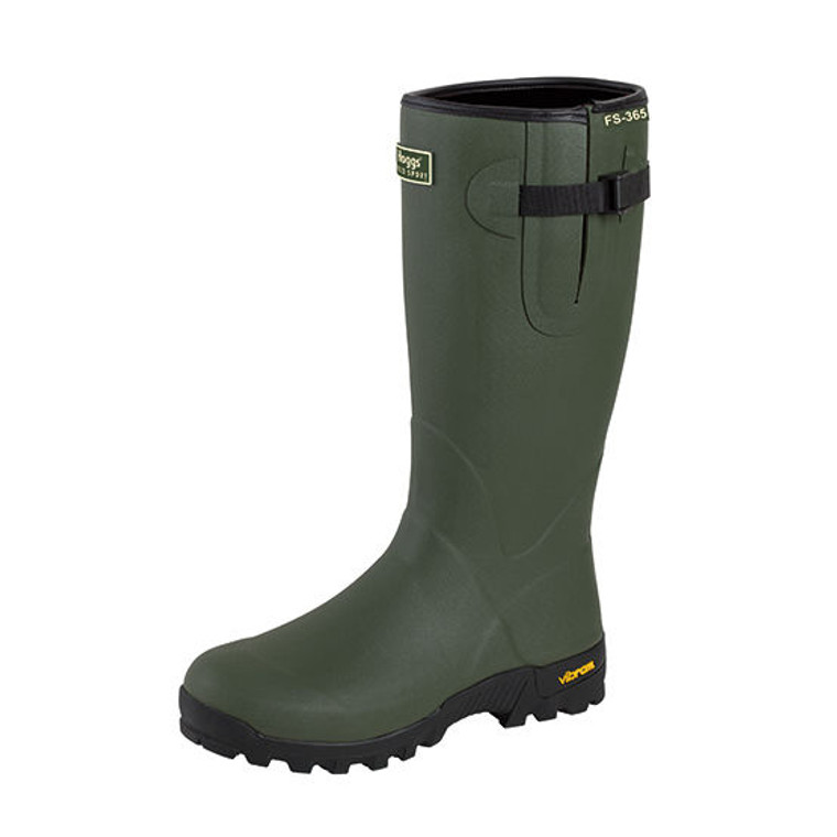 Hoggs of Fifie Field sport 365 Rubber boot - Cotton lined
