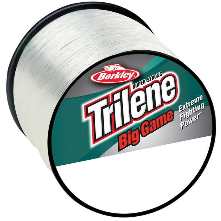 Berkley Trilene Big Game Clear Mono