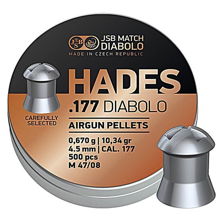 JSB Diablo Hades Pellets - 177
