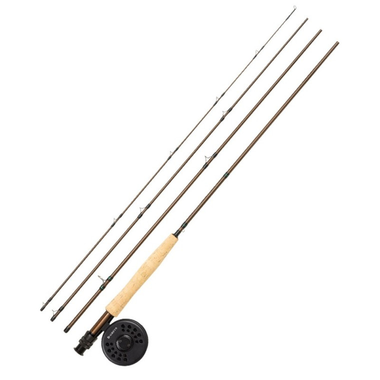 Greys K4ST+ Fly Fishing Combo 9' 6'' # WF7F Line