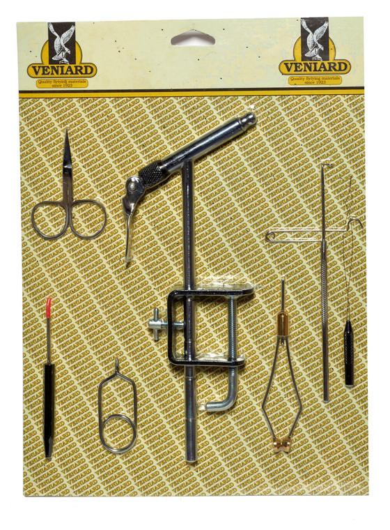 Veniard Beginners Fly-Tying Tool Kit