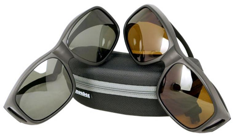 Snowbee Prestige Over-Specs Sun Glasses