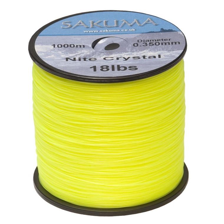 Sakuma Nite (Yellow) Crystal Line 4oz