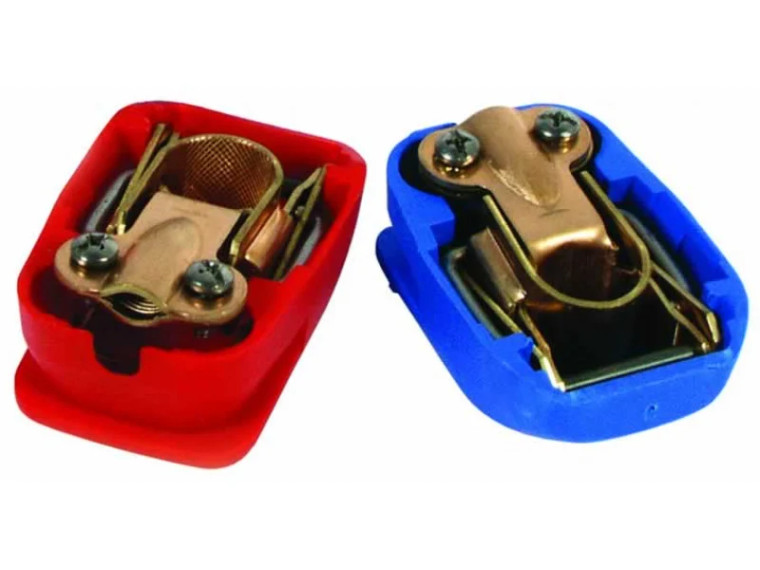 Pair Universal Quick Release Battery Terminals