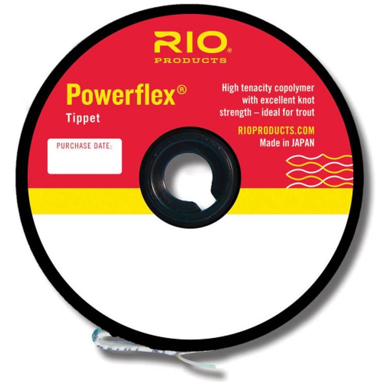 Rio Powerflex Tippet Fly Leader - 100m Spool