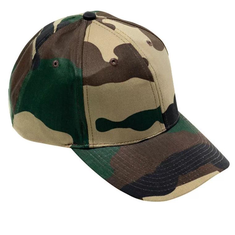 Percussion Child's Camouflage Baseball Cap