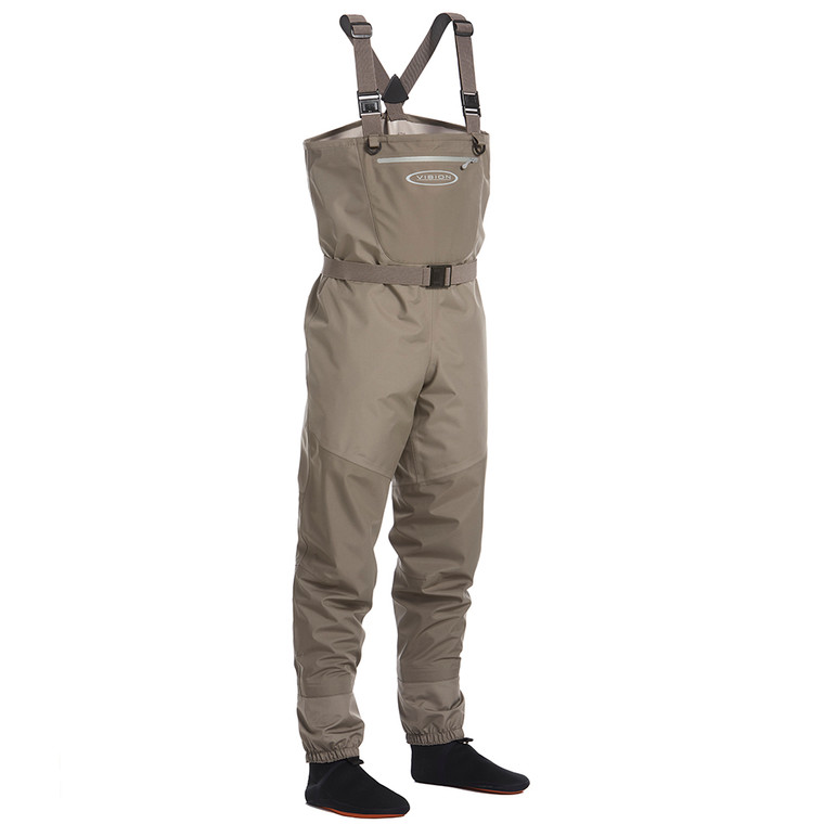 Vision Atom Breathable Chest Waders