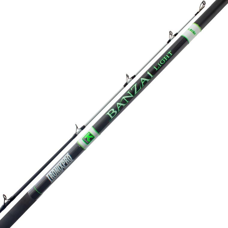 Tronixpro Banzai Light 12ft 6in (2oz - 5oz) Beach Fishing Rod