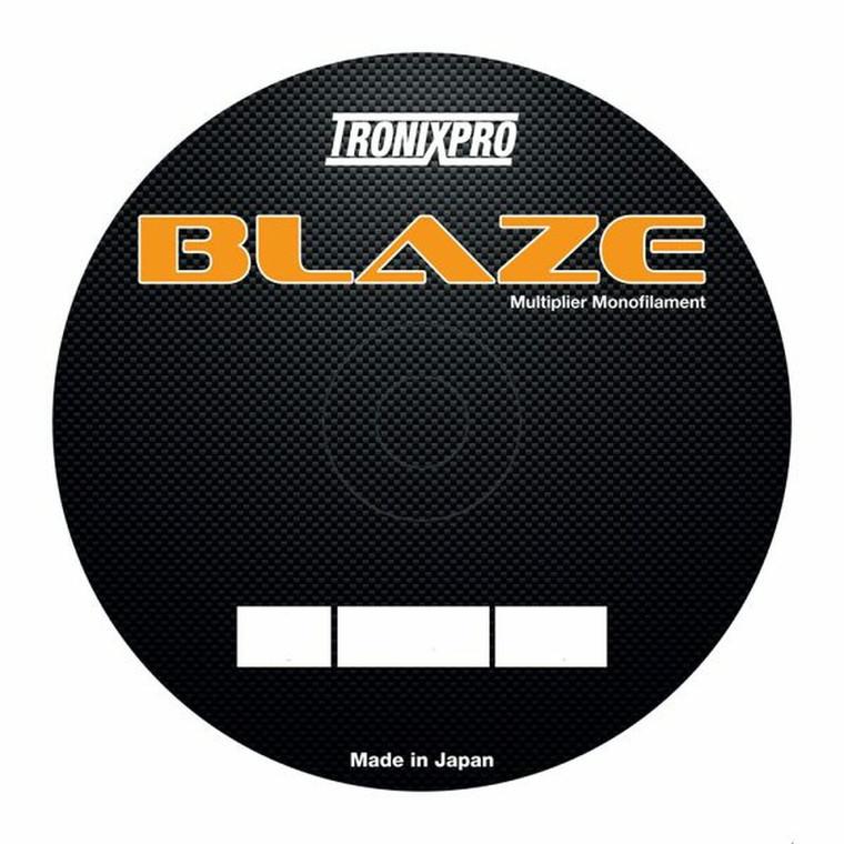 Tronix Pro Blaze Multiplier Line - Bulk Spool - Orange