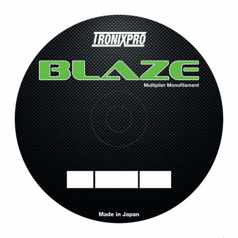 Tronix Pro Blaze Multiplier Line - Bulk Spool - Green