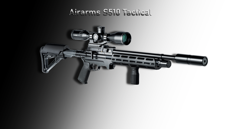 New AirArms S510 Tactical